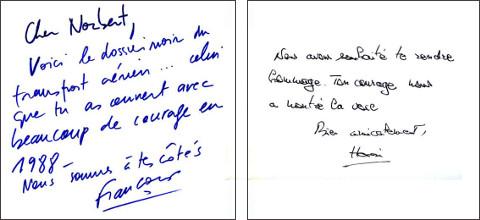 Image Dédicaces Nénin et Marnet-Cornus