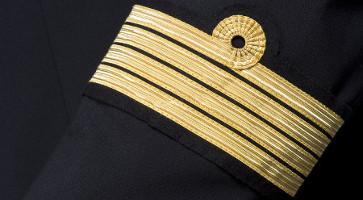Image galons de pilote