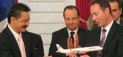 Hollande sait tout et il sait ce qu'il veut