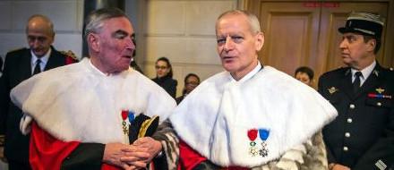 Image Jean-Claude Marin et Bertrand Louvel