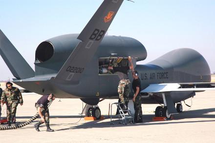 Image : RQ-4 Global Hawk