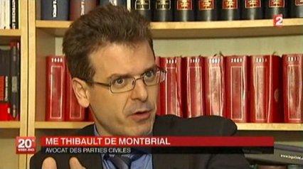 JT 20 heures France 2, 21 janvier 2012